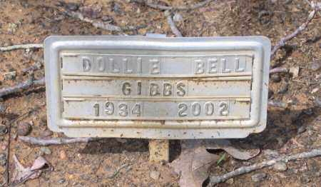 GIBBS, DOLLIE BELL - Lawrence County, Arkansas | DOLLIE BELL GIBBS - Arkansas Gravestone Photos
