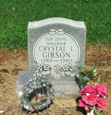 GIBSON, CRYSTAL L. - Lawrence County, Arkansas | CRYSTAL L. GIBSON - Arkansas Gravestone Photos