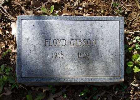 GIBSON, FLOYD - Lawrence County, Arkansas   FLOYD GIBSON - Arkansas Gravestone Photos