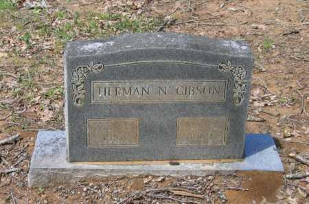 GIBSON, HERMAN NELSON - Lawrence County, Arkansas | HERMAN NELSON GIBSON - Arkansas Gravestone Photos