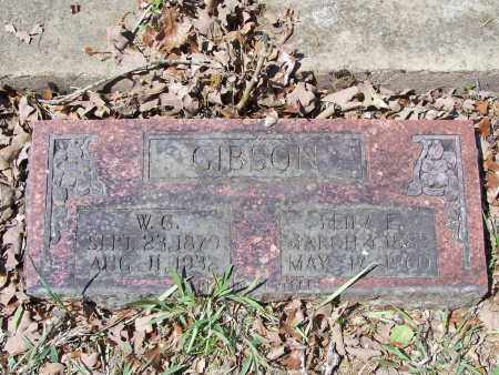 "HOLOBAUGH GIBSON, LEILA E. ""LEE"" - Lawrence County, Arkansas 