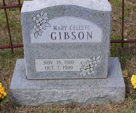 GIBSON, MARY CELESTE - Lawrence County, Arkansas | MARY CELESTE GIBSON - Arkansas Gravestone Photos