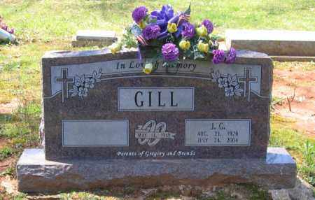 GILL, J. G. - Lawrence County, Arkansas | J. G. GILL - Arkansas Gravestone Photos