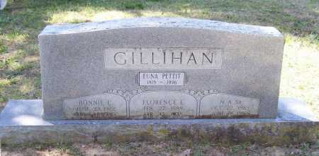 THOMPSON GILLIHAN, FLORENCE EDNA - Lawrence County, Arkansas | FLORENCE EDNA THOMPSON GILLIHAN - Arkansas Gravestone Photos