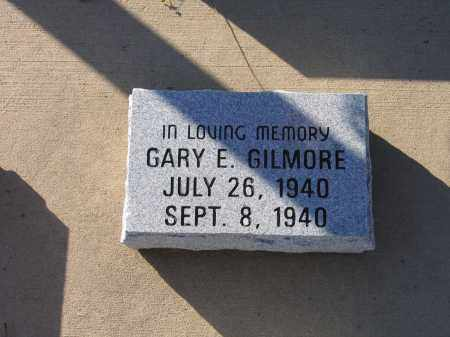 GILMORE, GARY E. - Lawrence County, Arkansas | GARY E. GILMORE - Arkansas Gravestone Photos