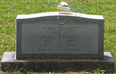 RICHEY GILOOLY, NORA MAE - Lawrence County, Arkansas | NORA MAE RICHEY GILOOLY - Arkansas Gravestone Photos