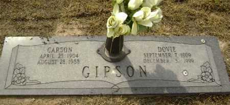 GIPSON, CARSON - Lawrence County, Arkansas | CARSON GIPSON - Arkansas Gravestone Photos