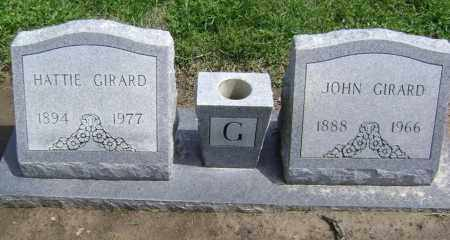 GIRARD, JOHN - Lawrence County, Arkansas | JOHN GIRARD - Arkansas Gravestone Photos