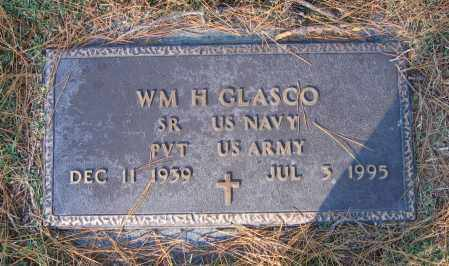 GLASCO (VETERAN), WILLIAM H - Lawrence County, Arkansas | WILLIAM H GLASCO (VETERAN) - Arkansas Gravestone Photos