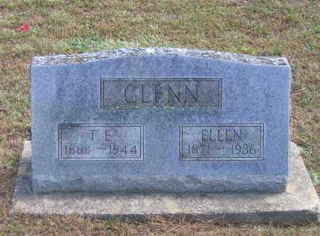 "GLENN, TAYLOR E. ""T. E."" - Lawrence County, Arkansas 