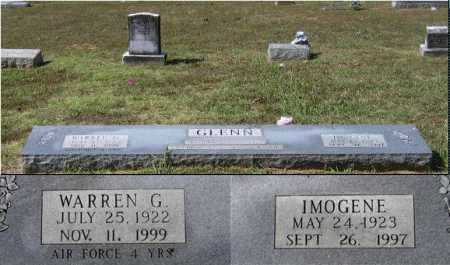 GLENN, WARREN G. - Lawrence County, Arkansas | WARREN G. GLENN - Arkansas Gravestone Photos