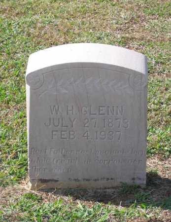 "GLENN, WILLIAM HARRISON ""W. H."" - Lawrence County, Arkansas 