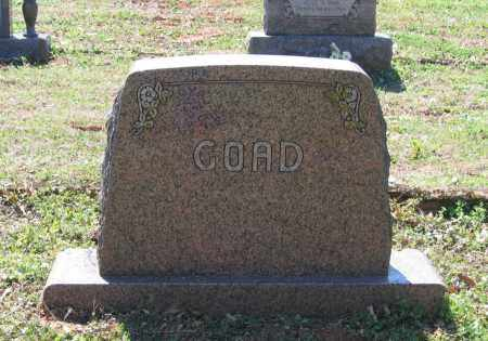 GOAD FAMILY STONE,  - Lawrence County, Arkansas |  GOAD FAMILY STONE - Arkansas Gravestone Photos