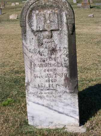 GOAD, MARY ANNE - Lawrence County, Arkansas | MARY ANNE GOAD - Arkansas Gravestone Photos