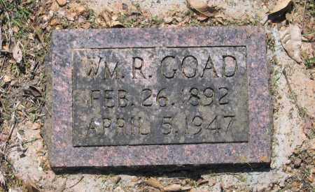 GOAD, WILLIAM RILEY - Lawrence County, Arkansas | WILLIAM RILEY GOAD - Arkansas Gravestone Photos