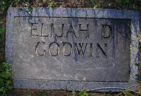 GODWIN, ELIJAH D. - Lawrence County, Arkansas | ELIJAH D. GODWIN - Arkansas Gravestone Photos
