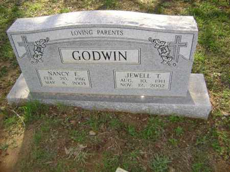 GODWIN, NANCY E. - Lawrence County, Arkansas | NANCY E. GODWIN - Arkansas Gravestone Photos