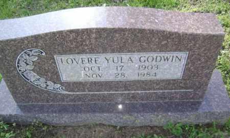 "GODWIN, LOVERE YULA ""EULA"" - Lawrence County, Arkansas | LOVERE YULA ""EULA"" GODWIN - Arkansas Gravestone Photos"