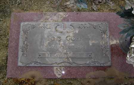 GOFF, LOIS ANNA - Lawrence County, Arkansas | LOIS ANNA GOFF - Arkansas Gravestone Photos