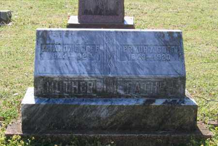 GOFF, AMANDA E. DAVIS HOLOBAUGH - Lawrence County, Arkansas | AMANDA E. DAVIS HOLOBAUGH GOFF - Arkansas Gravestone Photos