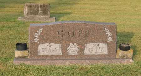 GOFF, SAM C. - Lawrence County, Arkansas | SAM C. GOFF - Arkansas Gravestone Photos