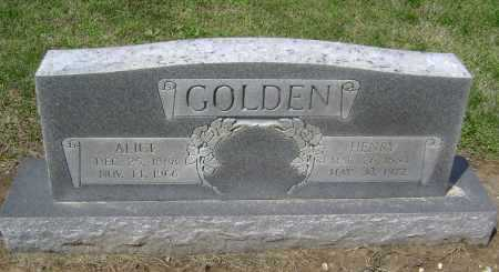COLBERT GOLDEN, ALICE - Lawrence County, Arkansas | ALICE COLBERT GOLDEN - Arkansas Gravestone Photos