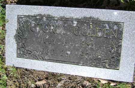 GOLDEN, VICTORIA - Lawrence County, Arkansas | VICTORIA GOLDEN - Arkansas Gravestone Photos