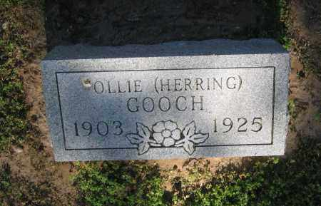 GOOCH, OLLIE - Lawrence County, Arkansas | OLLIE GOOCH - Arkansas Gravestone Photos
