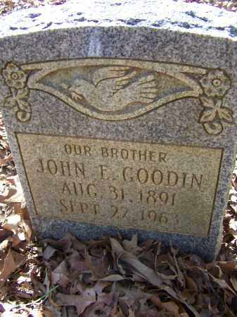 GOODIN, JOHN E. - Lawrence County, Arkansas | JOHN E. GOODIN - Arkansas Gravestone Photos