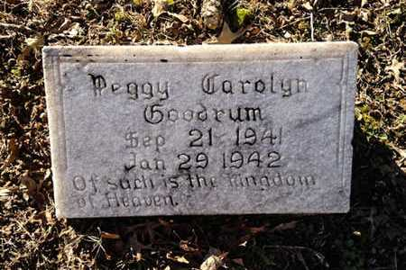GOODRUM, PEGGY CAROLYN - Lawrence County, Arkansas | PEGGY CAROLYN GOODRUM - Arkansas Gravestone Photos