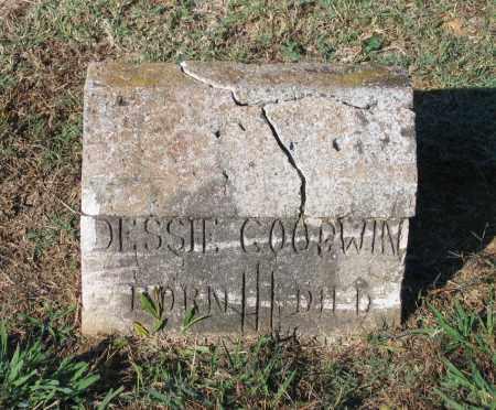 GOODWIN, DESSIE - Lawrence County, Arkansas | DESSIE GOODWIN - Arkansas Gravestone Photos