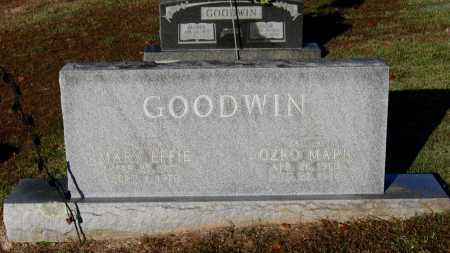 GOODWIN, OZRO MARK - Lawrence County, Arkansas | OZRO MARK GOODWIN - Arkansas Gravestone Photos