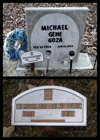 GOZA, MICHAEL GENE - Lawrence County, Arkansas | MICHAEL GENE GOZA - Arkansas Gravestone Photos