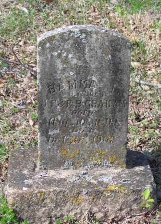 GRAHAM, BAMMA I. - Lawrence County, Arkansas | BAMMA I. GRAHAM - Arkansas Gravestone Photos