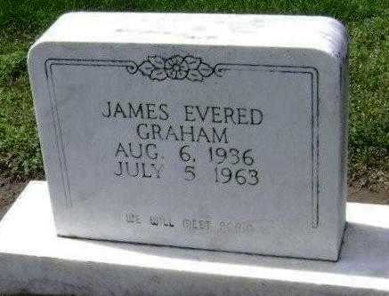 GRAHAM, JAMES EVERED - Lawrence County, Arkansas | JAMES EVERED GRAHAM - Arkansas Gravestone Photos