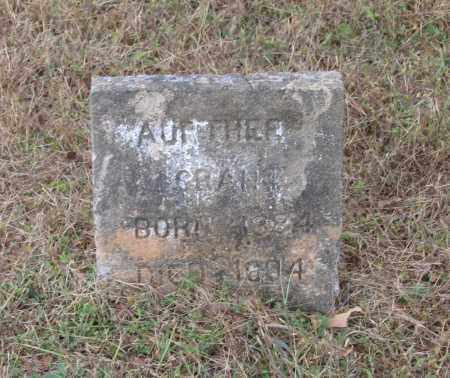GRANT, ARTHUR - Lawrence County, Arkansas | ARTHUR GRANT - Arkansas Gravestone Photos