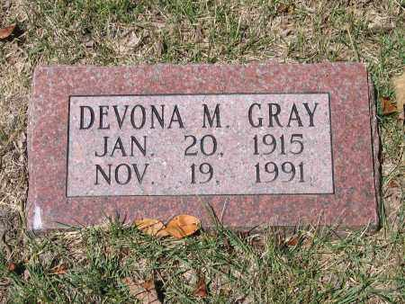 BEAVERS GRAY, DEVONA M. - Lawrence County, Arkansas | DEVONA M. BEAVERS GRAY - Arkansas Gravestone Photos