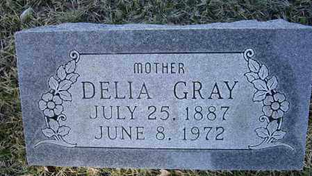 GRAY, DELIA - Lawrence County, Arkansas | DELIA GRAY - Arkansas Gravestone Photos