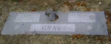 GRAY, EARL - Lawrence County, Arkansas | EARL GRAY - Arkansas Gravestone Photos