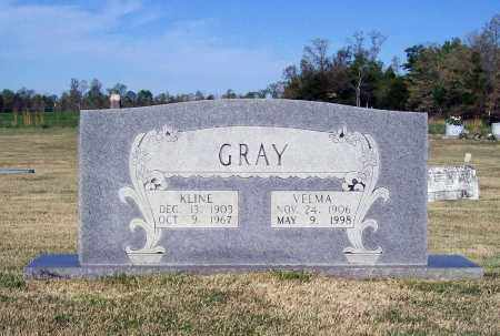 GRAY, GEORGE KLINE - Lawrence County, Arkansas | GEORGE KLINE GRAY - Arkansas Gravestone Photos