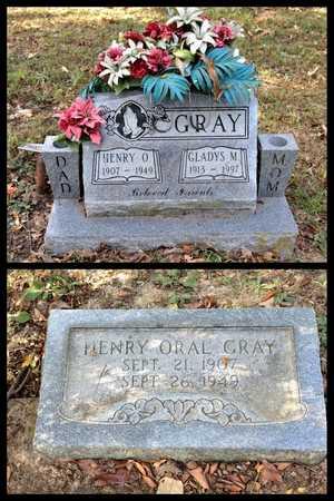 GRAY, GLADYS MARTHA - Lawrence County, Arkansas   GLADYS MARTHA GRAY - Arkansas Gravestone Photos