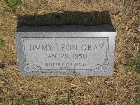 GRAY, JIMMY LEON - Lawrence County, Arkansas | JIMMY LEON GRAY - Arkansas Gravestone Photos