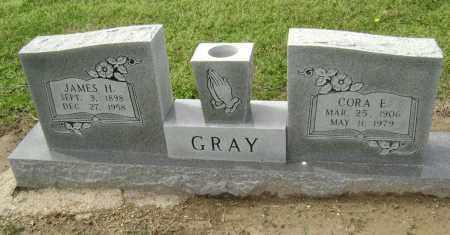 GRAY, JAMES HOUSTON - Lawrence County, Arkansas | JAMES HOUSTON GRAY - Arkansas Gravestone Photos