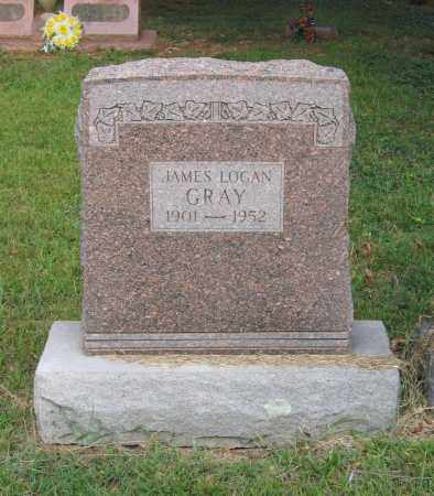 GRAY, JAMES LOGAN - Lawrence County, Arkansas | JAMES LOGAN GRAY - Arkansas Gravestone Photos
