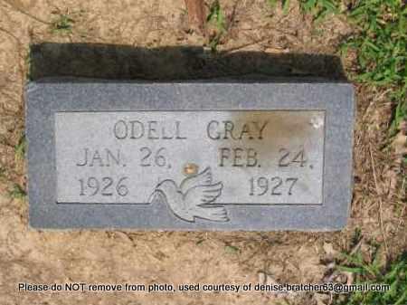 GRAY, ODELL - Lawrence County, Arkansas | ODELL GRAY - Arkansas Gravestone Photos