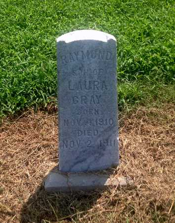 GRAY, RAYMOND - Lawrence County, Arkansas | RAYMOND GRAY - Arkansas Gravestone Photos