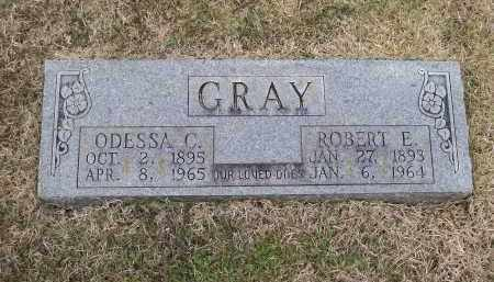 JUSTUS GRAY, ODESSA COLADA - Lawrence County, Arkansas | ODESSA COLADA JUSTUS GRAY - Arkansas Gravestone Photos