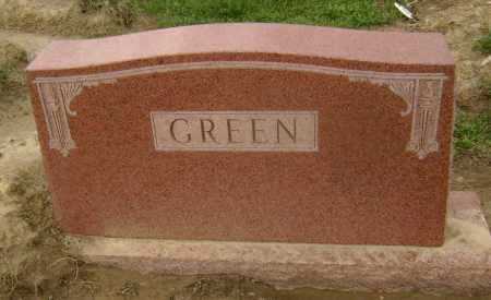 GREEN FAMILY, STONE - Lawrence County, Arkansas | STONE GREEN FAMILY - Arkansas Gravestone Photos