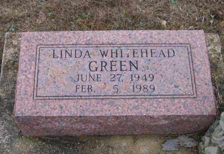 GREEN, LINDA - Lawrence County, Arkansas | LINDA GREEN - Arkansas Gravestone Photos
