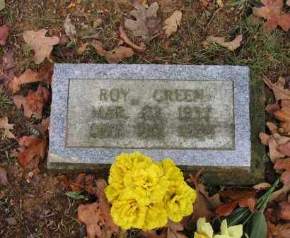 GREEN, ROY - Lawrence County, Arkansas | ROY GREEN - Arkansas Gravestone Photos